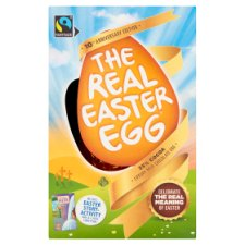 image 2 of The Meaningful Chocolate Co Real Easter Egg 150G