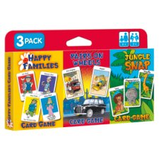 Card Game 3 Pack Cdu