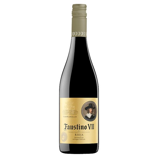 Faustino Vii Red Wine 75Cl