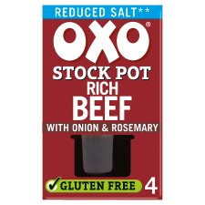 Oxo Stock Pot Reduced Salt Beef 80G