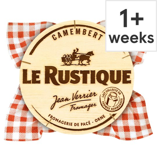 Le Rustique Pasteurised Camembert 250G