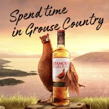 The Famous Grouse Scotch Whisky 70Cl
