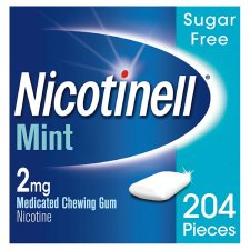 Nicotinell Mint Gum 2Mg 204S