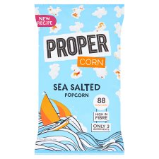 Propercorn Lightly Sea Salted 20G