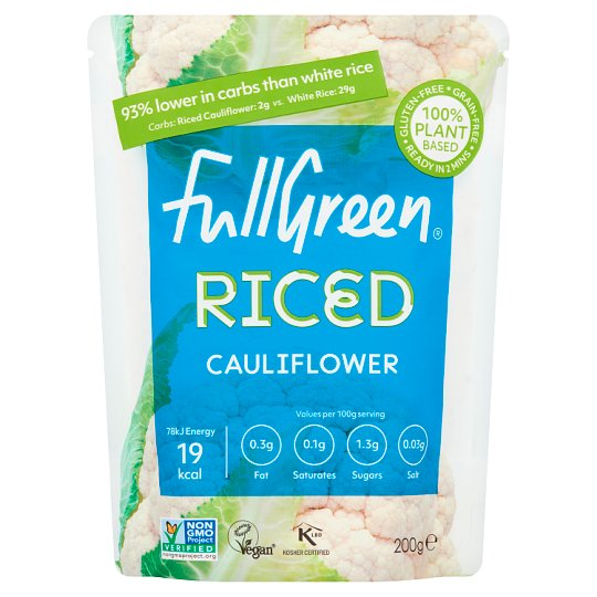 Cauliflower Rice Original 200G