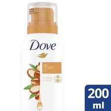 Dove Shower Mousse Argan Oil 200Ml