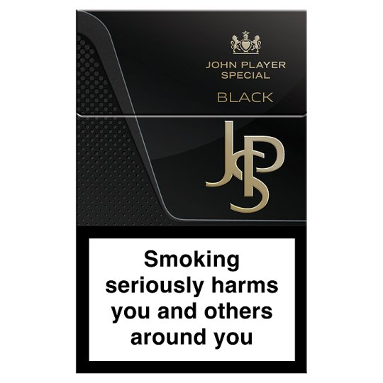 Jps Black King Size 20 Pack