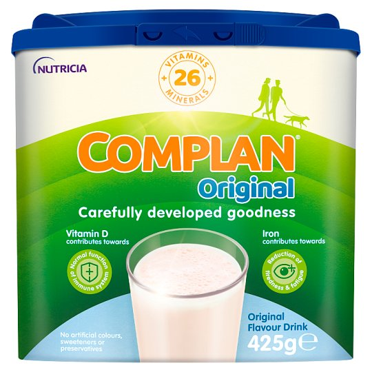 Complan Nutritional Drink Original 425G