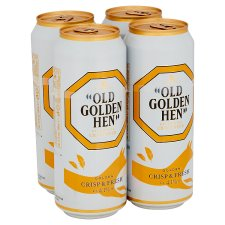 Old Golden Hen 4X500ml