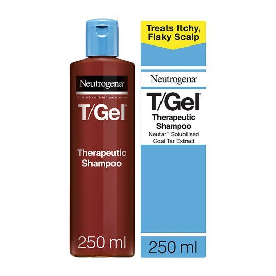 image 1 of Neutrogena T/Gel Therapeutic Shampoo 250Ml