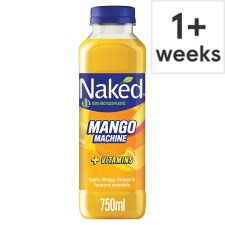 Naked Mango Juice Smoothie 750Ml