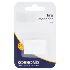 25Mm White Bra Extender