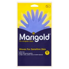 Marigold Sensitive Gloves Medium 1 Pair