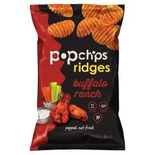 Popchips Ridges Buffalo Ranch 85G