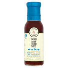 Fisher And Weiser Smokey Ancho Cherry Sauce 297G