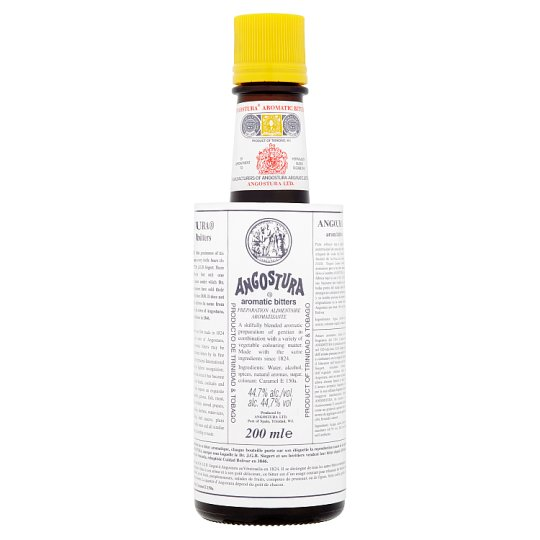 Angostura Bitters 200Ml - Groceries - Tesco Groceries