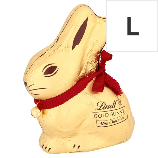 image 1 of Lindt Gold Bunny Milk Chocolate 200G
