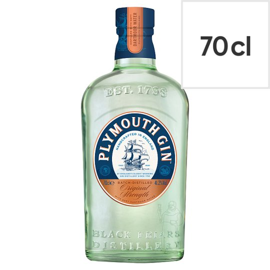image 1 of Plymouth Gin 70Cl