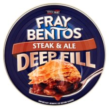 Fray Bentos Steak And Ale Pie 475G