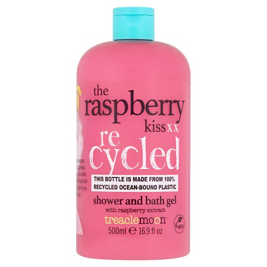 Treaclemoon Raspberry Bath And Shower Gel 500Ml