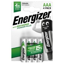 Energizer Power Plus Aaa 4 Pack 700 Mah