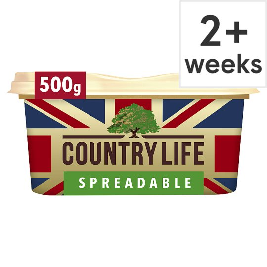 Country Life Original Salted Spreadable 500G