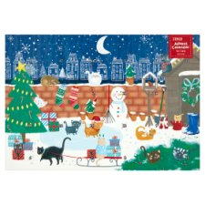 Tesco Advent Calendar For Cats 33G