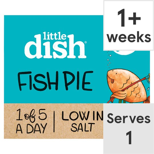 image 1 of Little Dish 1Yr+ Fish Pie Ready Meal 200G