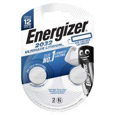 Energizer Lithium Cr2032 2 Pack