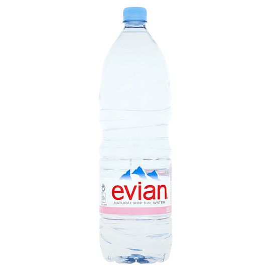 Evian Mineral Water 2Ltr
