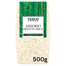 Tesco Arborio Risotto Rice 500G