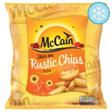Mccain Rustic Oven Chips 1Kg