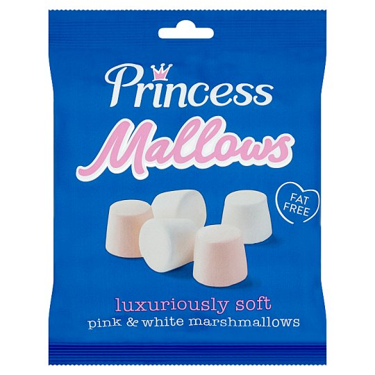 Princess Marsh Mallows 200G