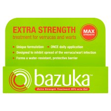 image 1 of Bazuka Extra Strength Treatment Gel 6G