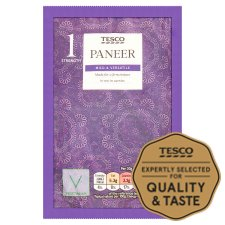 Tesco Paneer Cheese 200G