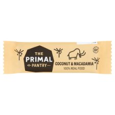 Primal Pantry Coconut And Maca Paleo Bar 45G