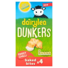 image 1 of Dairylea Dunkers Sweet Chilli 4 X 45G