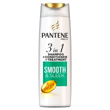 Pantene 3In1 Smooth And Sleek 360Ml