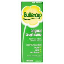 Buttercup Original Syrup 200Ml