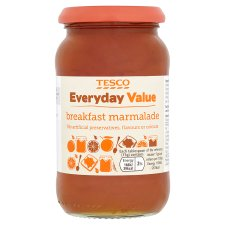 Tesco Everyday Value Orange Marmalade 454G