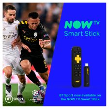 NOW TV Smart Stick with 1 month Entertainment 1 month Sky Cinema and 1 day Sky Sports