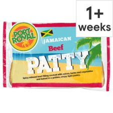 Port Royal Beef Jamaican Patty 140G