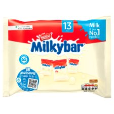 Nestle Milkybar Mini Bag 156G