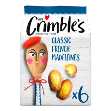 Mrs Crimble's Classic Madeleine 180G