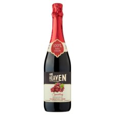 Pure Heaven Celebration Red Grape Drink 750Ml