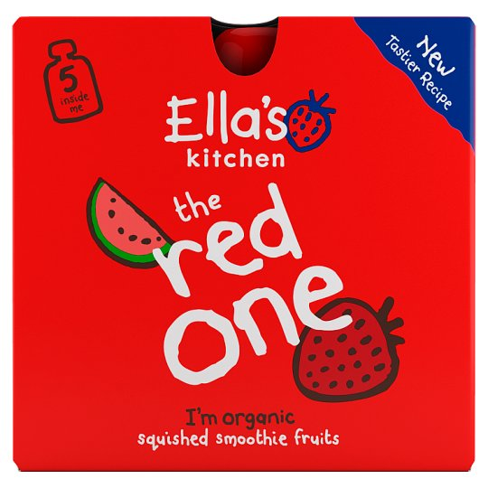 ellas kitchen the red one multipack 450g - Ellas Kitchen