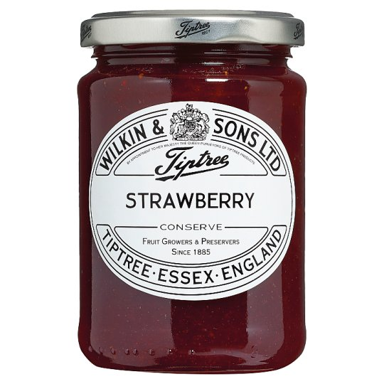 Tiptree Strawberry Conserve 340G - Groceries - Tesco Groceries