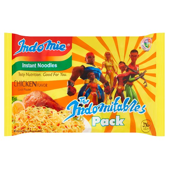 Indonesian Mie Instant Noodles Chicken Flavour 70G