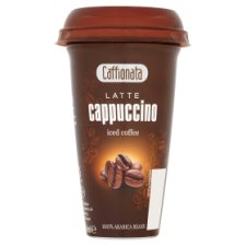Caffionata Coffee Cappuccino Ready To Drink 250 Ml