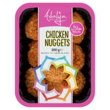 Delisia Halal Chicken Nuggets 200 G